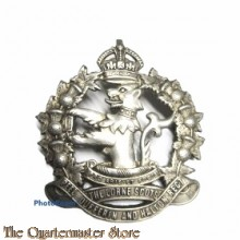 Cap badge The Lorne Scots  SCULLY (Peel, Dufferin and Halton Regiment),  4th Canadian Division