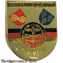 Pin Deutscher Bundeswehr-verband StoKa MZ-WI