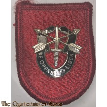 Beret flash 7 Special Forces Group