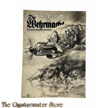 Magazine Die Wehrmacht 7e Jrg no 18, 28 aug 1940