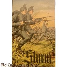 Postkarte 1914vSTURM