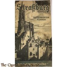 Strassenfuhrer Strassburg die Wunderschöne 1941