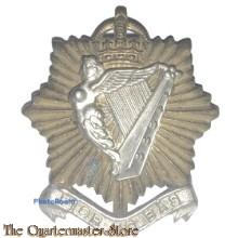 Cap badge Irish Regiment of Canada , 4th Canadian Division