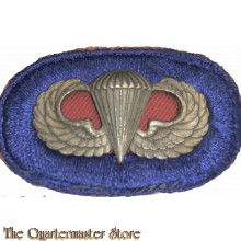 US Army parachute oval with wing 501st Parachute Infantry Regiment