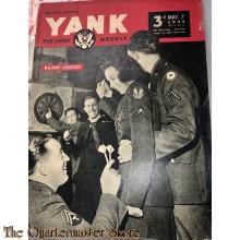 Magazine Yank Vol 2, no 47, May 7 1944