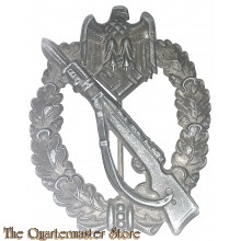 Infanterie Sturm Abzeichen Silver (Infantry Assault badge)