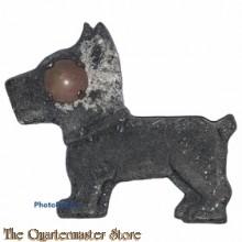 Spende abzeichen WHW Hund (Winterhilfswerk donation dog)