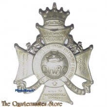Cap badge Dufferin and Haldimand Rifles of Canada , 17th Infantry Brigade, 7th Canadian Division