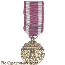 Miniatuur Medaille Meritorious Service ( Meritorious Service miniature Medal)