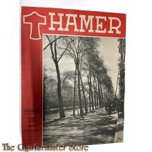 Maandblad de Hamer 4 jrg  no 8,  mei  1944