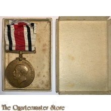 Special Constabulary Long Service Medal boxed and named