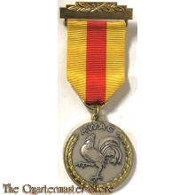 Belgie - Medaille Wallonie War Veterans Association Merit 3e klasse
