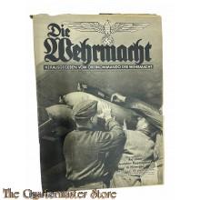 Magazine Die Wehrmacht 4e Jrg no 10 ,  8 mai 1940