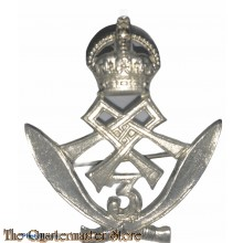 Cap badge 3rd Queen Alexandra's Own Gurkha Rifles (3rd Gorkha Rifles) post 1947