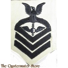 Mouw rang Chief Petty Officer meteorology (Shoulder insignia Chief Petty Officer meteorology )