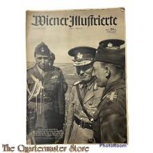 Zeitung Wiener Illustrierte 60e jrg no 32 , 6 august 1941