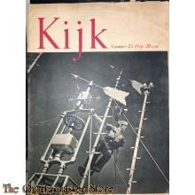 2 maandelijks blad Kijk no 23 (Marineman in vlaggemast)
