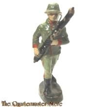 Wehrmacht fagot muzikant Elastolin  (German musician bassoon WW2)