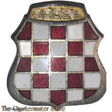 Croatia - Beret badge Croatian Defence Council (HVO)