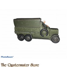 No 151 B 6 wheel covered wagon DT