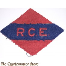 Formation patch 1st Royal Canadian Engineers RCE