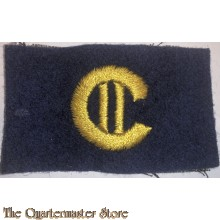 Formation patches 2nd Canadian Division (Officers)