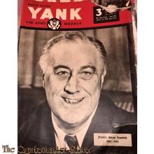 Magazine Yank Vol 3, no 45, April 1945