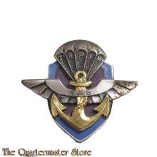 Badge 1st Marine Infantry Parachute Regiment (French: 1er Régiment de Parachutistes d'Infanterie de Marine, 1erR.P.I.Ma)