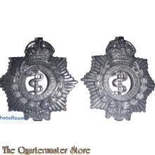 Collar badges Australian Army Medical Corps 1930-1942