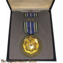 Medaille  US Army Military Achievement in doos (Boxed Medal US Army Military Achievement)