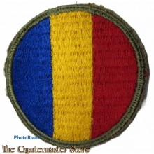 Mouwembleem US Army Replacement & School Command (Sleeve badge US Army Replacement & School Command)