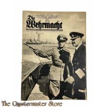 Magazine Die Wehrmacht 5e Jrg no 24  20 nov 1940