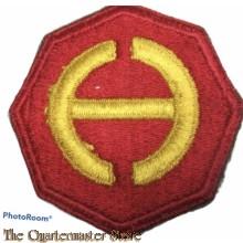 Mouwembleem US Army Hawaiian Department (Sleeve badge US Army Hawaiian Department)