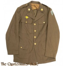 WW 2 US Class A Uniform of a member within the '36th Infantry Division' (Arrowhead).