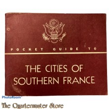 Pocket guide of the cities of southern France 1944