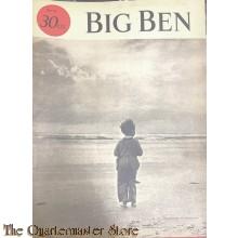 Tijdschrift/Magazine 1945 Big Ben no 9