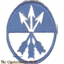 Mouwembleem 23rd Corps (Sleevepatch 23rd Corps)