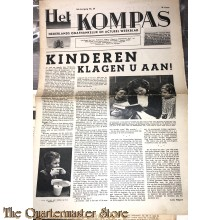 Verzetsblad Het Kompas 3e jaargang no 28