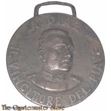 Italy - Medaglia 1918 Ricordo Armando Diaz VINCITORE DEL PIAVE