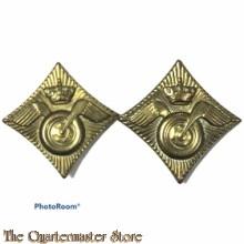 Schouder emblemen aan en afvoer troepen AAT