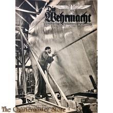 Magazine Die Wehrmacht 4e Jrg no 3, 31 jan 1940