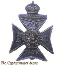 Cap badge King's Royal Rifle Corps WW1