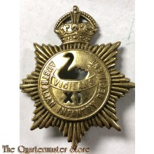 Cap badge 11th Inf Bat. (The City of Perth Regiment)