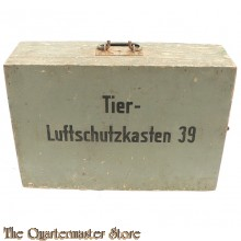 Tier-Luftschutzkasten 39  (Animal air protection box 39)