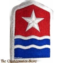 Mouwembleem US Middle East Command (Sleeve badge  US Middle East Command )