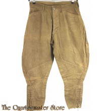 US Army M-1912 cotton uniform breeches/trousers (summer weight)