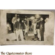 Studio portret  soldiers execution du Pere 100 1910