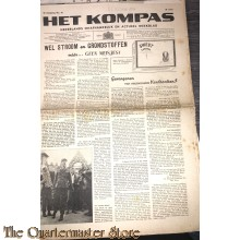 Verzetsblad Het Kompas 3e jaargang no 19