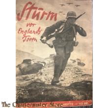 Kleine Kriegshefte Nr. 4 / Sturm vor Englands Toren 1940