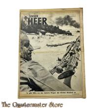 Frontzeitung Unser Heer 1e jrg Folge 25,  8 dec 1942